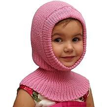 484ffd7135ec Cagoule écharpe 100 % laine mérinos - Pour enfants