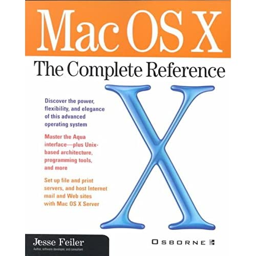 [(Mac OS X : The Complete Reference)] [By (author) Gene Steinberg ] published on (June, 2001)