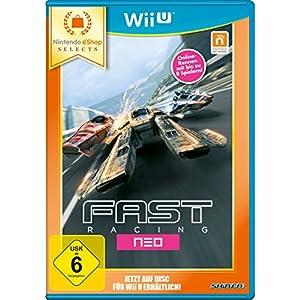 FAST Racing NEO Nintendo – eShop Selects – [Wii U]
