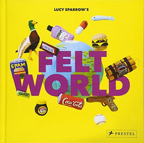 Künstler Kostüm Pop - Lucy Sparrow's Felt World