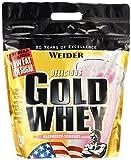 Weider, Gold Whey Protein, Himbeer-Joghurt, 1er Pack (1x 2 kg)