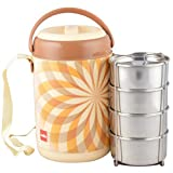 Cello Mark 4 Insulated Lunch Carrier, Br...
