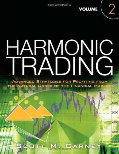 Harmonic Trading: v. 2: Advanced Strategies for Profiting from the Natural Order of the Financial Markets by Carney, Scott M. (2010) Paperback