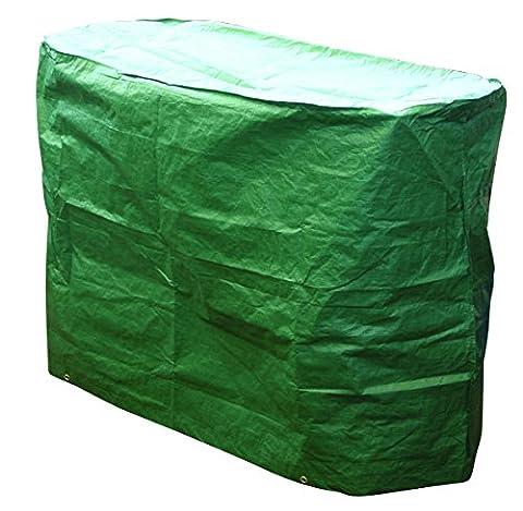 Bosmere Products Ltd p309Protection d'écran Plus Siège 2Set bistro Housse réversible–Vert/Noir