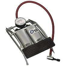Perel afp02 Pompa a pedale doppio cilindro, 6.9 Bar pressione massima
