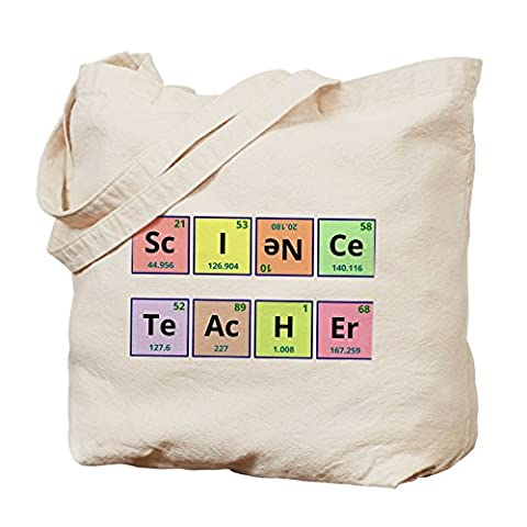 Science Teacher Tote bag Tote Bag by CafePress by CafePress