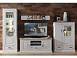 Wohnwand Anbauwand Wohnzimmerschränke TV-Wand Mediawand Schrankwand 'Lima I'
