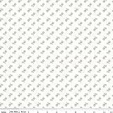 Baumwolle Stoff–Fat Quarter–Riley