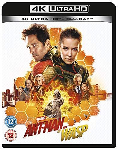 Preisvergleich Produktbild Ant-Man and the Wasp [Blu-Ray] [Region Free]