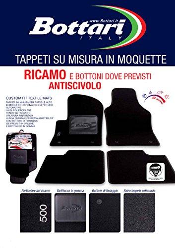 bottari-39064-set-tappeti-auto-su-misura-in-moquette-per-mitsubishi-modello-asx-produzione-dal-2010-