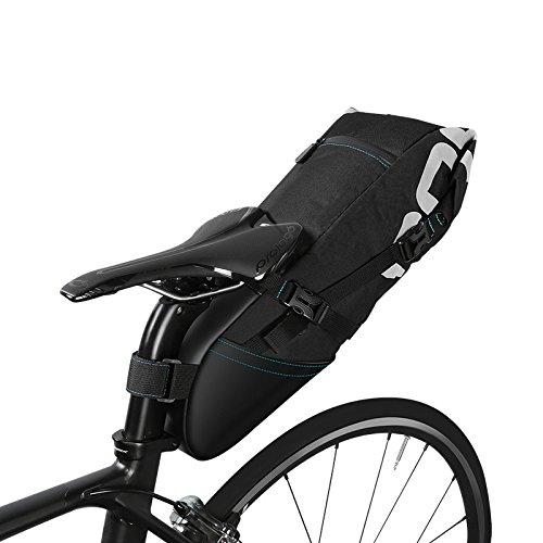 Roswheel Satteltasche für 8 bis 10 Liter