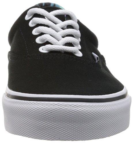 Vans  U Era 59,  Sneaker unisex adulto Nero (Schwarz ((C F) black/bea))