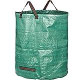 GardenMate 1x Gartensack 272l aus robustem Polypropylen-Gewebe (PP) 150gsm