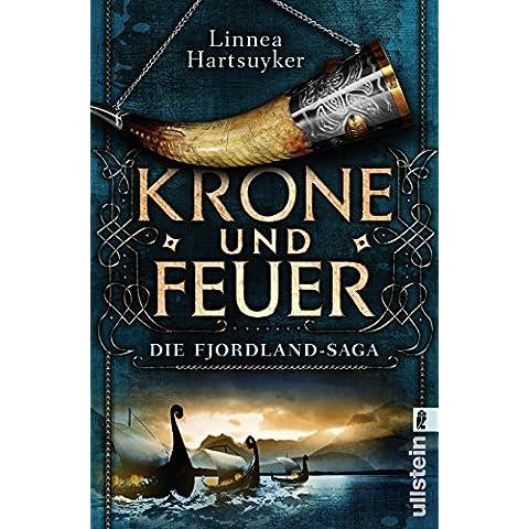 Krone und Feuer: Roman (Die Fjordland-Saga 1) (German Edition)