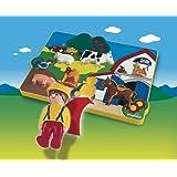 PLAYMOBIL® 6746 - 1.2.3 - Spielpuzzle Bauernhof