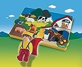 PLAYMOBIL 6746 - Spielpuzzle Bauernhof