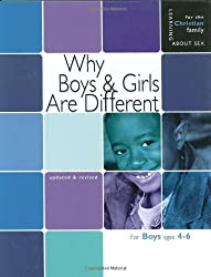 Why Boys & Girls Are Different: For Boys Ages 4-6 and Parents (Learning about Sex) (Learning about Sex (Hardcover))