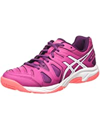 Asics - Gel-Game 5 GS, Zapatillas de Tenis Niñas