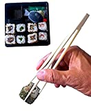 3-fußessstäbchen   ZERLEGBAR   sushi-stäbchen   Geschenkartikel   3D-essstäbchen   Essstäbchen zum zusammenstecken