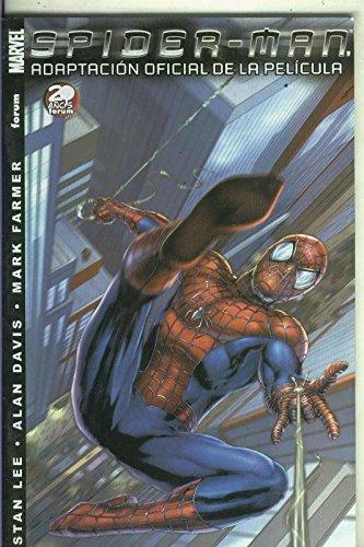 Spiderman adaptacion oficial de la pelicula