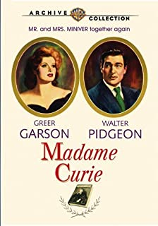 Madame Curie by Greer Garson