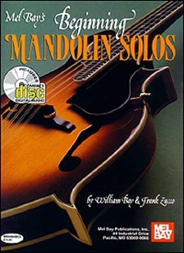Mel Bay Beginning Mandolin Solos by William Bay, Frank Zucco (1997) Paperback
