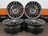 Mercedes C 203 AMG CL CLS CLK E 211 210 GLK GLA SLK S 18 Zoll Alufelgen NEU