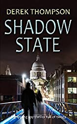 SHADOW STATE a gripping spy thriller full of twists