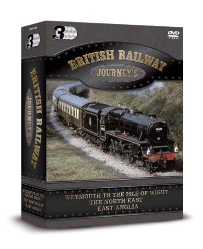 BRITISH RAILWAY JOURNEYS Triple Pack [DVD] [UK Import]