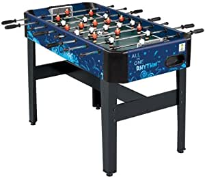 Carromco Arena-XT Table de babyfoot 122 x 61 x 83 cm