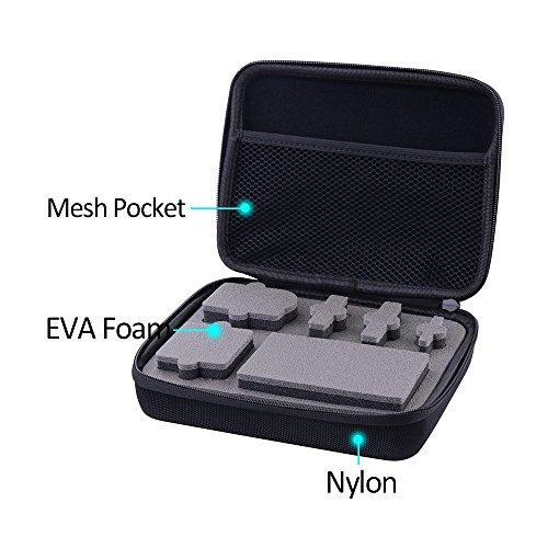 holaca, der Fall für Nikon, Schutz Tasche mit Wasser resistent EVA für Nikon keymission 170360Kamera For 170 CAM