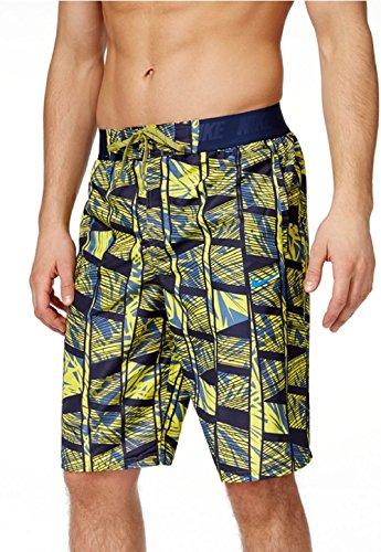 Herren Nike Swim Trunks (Nike Men's Atlas Volley 11 Inch Swim Trunks S OceanFog)