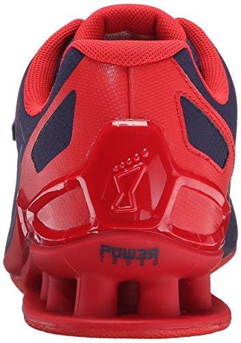 Inov-8 Men's Fastlift™ 325-M Cross-Trainer Shoe, Navy/Red, 9.5 M US