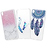 Sony Xperia E5 Crystal Case YOKIRIN Ultra Slim Cover Hülle