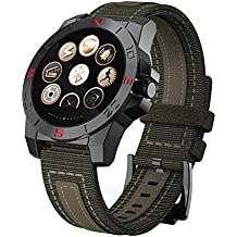 Reloj de pulsera de alarma de fitness Tracker Monitor de sueño/1,3pulgadas de pantalla, 128M/resistente al agua/anti-lost/brújula, termómetro, elevación/ksiweu10inteligentes relojes bluetooth con cámara