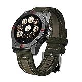 Armbanduhr Display Halter ksiweu10/Fitness Tracker App/3,3cm Bildschirm, 128M/Fernbedienung Kamera/CALL Anzeige/Sitzende erinnern/Alarm/Bluetooth-Uhr Armbanduhr Telefon