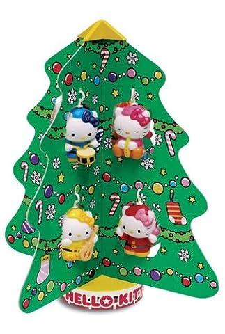 HELLO KITTY CHRISTMAS TREE PLAYSET [Toy]