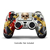 """Sony Computer Entertainment America (SCEA), is not affiliated with, nor does it authorize or sponsor the products being sold by 247Skins."""" Listing is for the SKINS only. Actual Controller not included. Item listed is a vinyl skin, not a hard ..."""