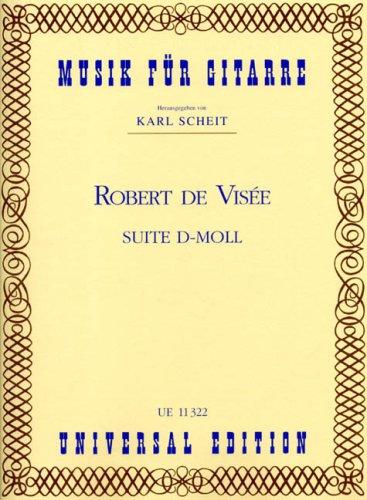 Vise (Suite D-Moll: für Gitarre)