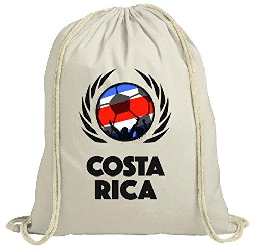 Coppa Del Mondo Calcio Cresta Wm Fanfest Gruppi Fan Natura Palestra Borsa Palestra Calcio Costa Rica Natura