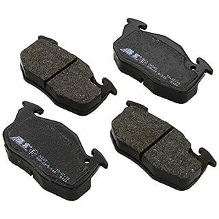 ABS All Brake Systems bv 36565 Bremsbeläge - (4-teilig)