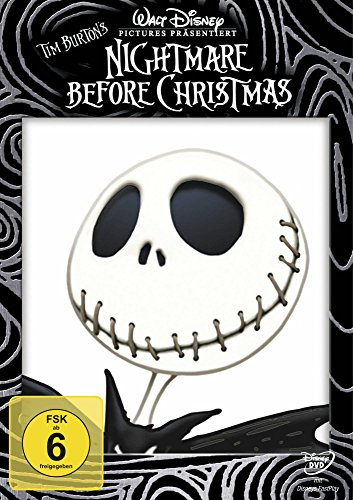 Nightmare Before Christmas (5 Halloween Teil 1 Film)