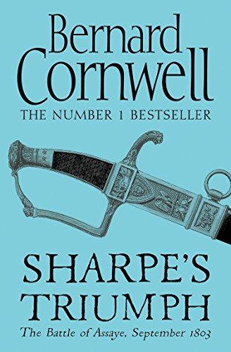Sharpe's Triumph: The Battle of Assaye, September 1803 (The Sharpe Series, Book 2) (English Edition) par Bernard Cornwell