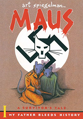 Maus: My Father Bleeds History v. 1: A Survivor's Tale (Maus a survivor's tale) por Art Spiegelman