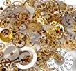 Bead Fanatic 20g Assorted Watch Parts for Steampunk Jewellery Making