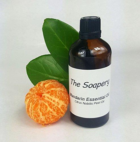 Ätherisches Öl Mandarine, 100 ml, 100% rein und natürlich -