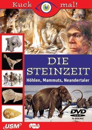 United Soft Media Verlag GmbH Kuck Mal! Die Steinzeit (PC+MAC-DVD)