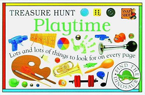 Playtime (Treasure Hunt) by Dorling Kindersley Publishing (1996-05-06)