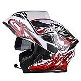 MAZX Helmets Motorrad-Helm · Klapp-Helm Modular-Helm Flip-up Integral-Helm Motorrad-Helm...