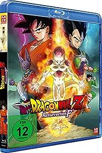 Dragonball Z - Resurrection F [Blu-ray]